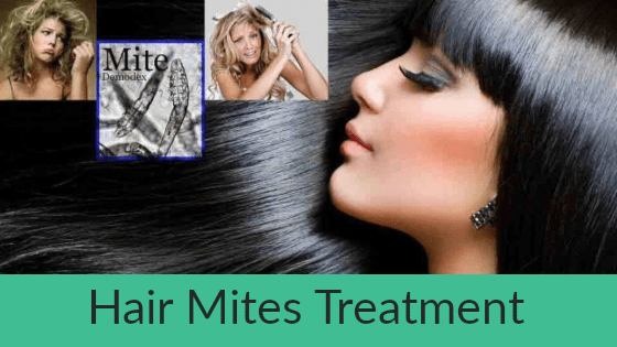 Hair mites treatment | Ungex