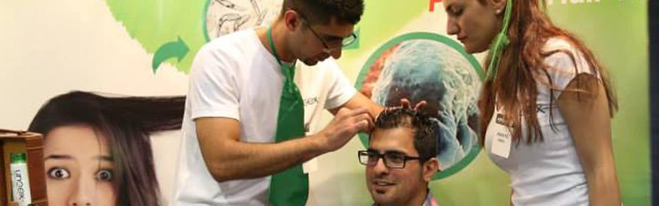 salon-melbourne-mite-test-hair-loss | Ungex | Demodex