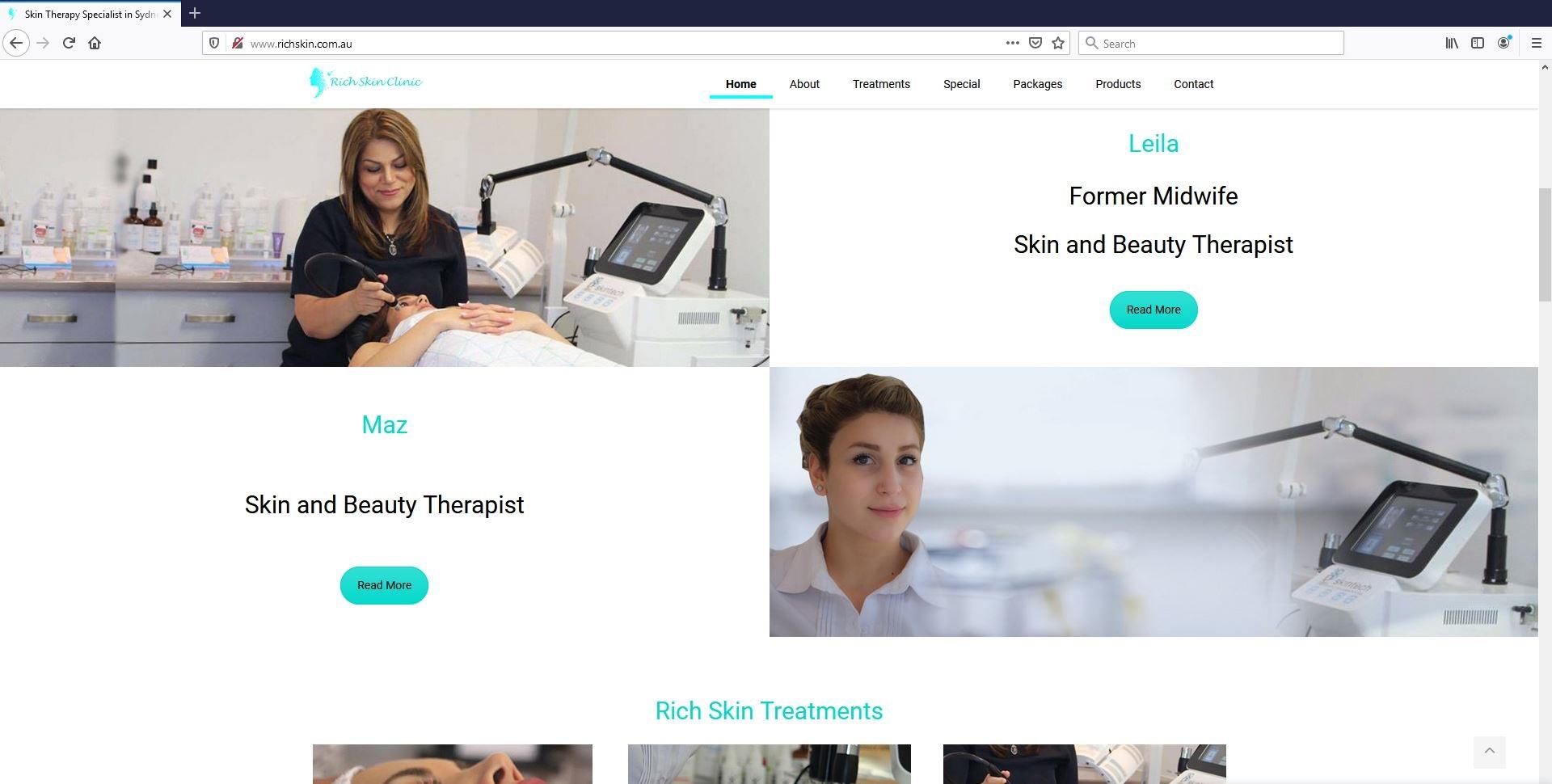 Skin Care | Ungex