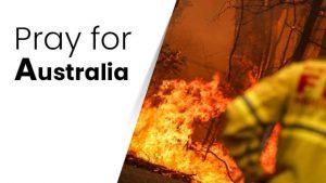Bushfire in Australia | Ungex