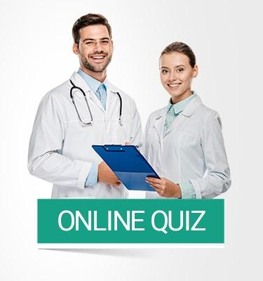 Ungex online Demodex Quiz