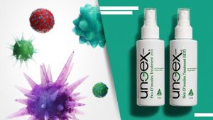 Antiviral property of Ungex ingredients | Demodex