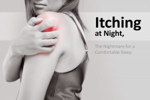 Itching at Night