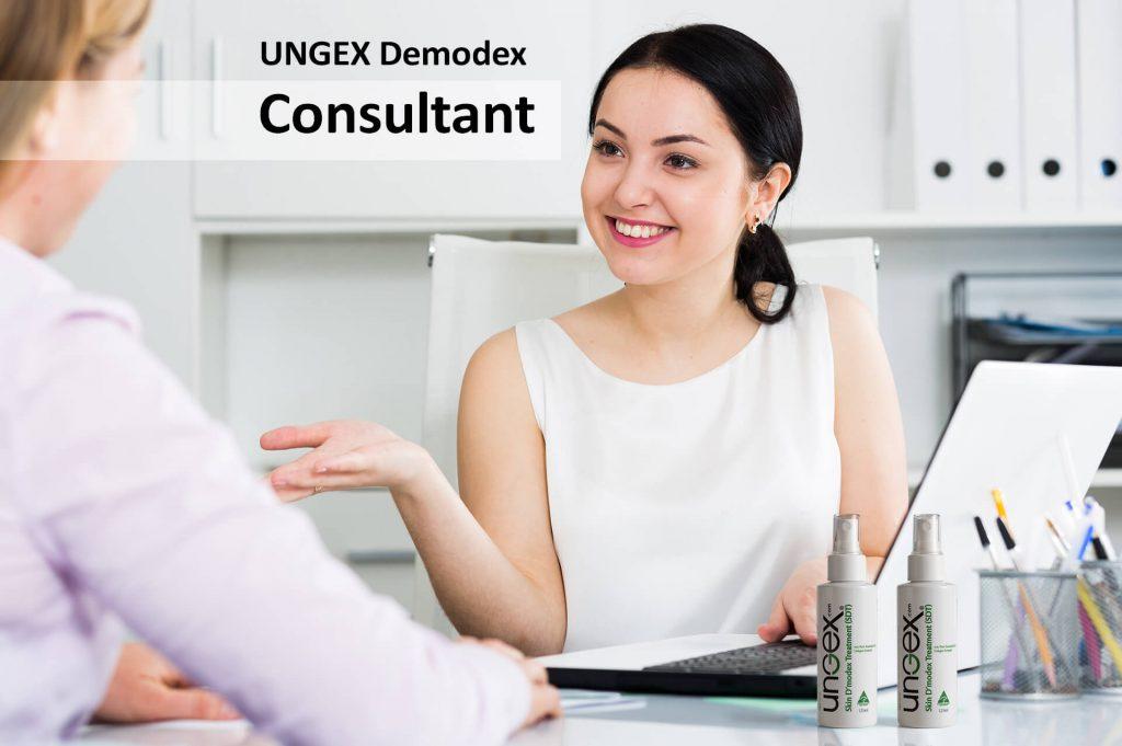 Ear mites Consultation | Ungex