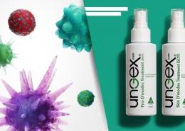 ترکیبات ضد ویروس در محصولات آنجکس | ترکیبات گیاهی محصولات آنجکس