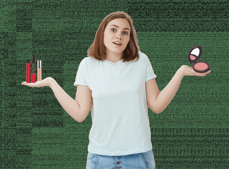 دمودکس مایت و محصولات آرایشی