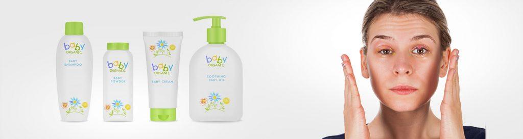婴儿洗发水和德莫杰克斯翁克斯