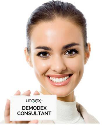Ungex Demodex Hair Mites Treatment