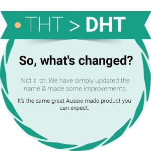 DTH заменяет THT