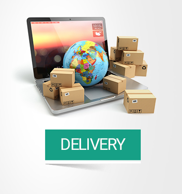 Ungex Delivery information