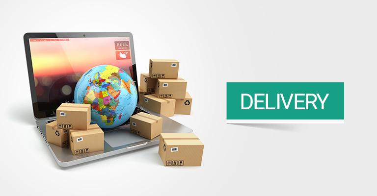 Ungex Delivery information