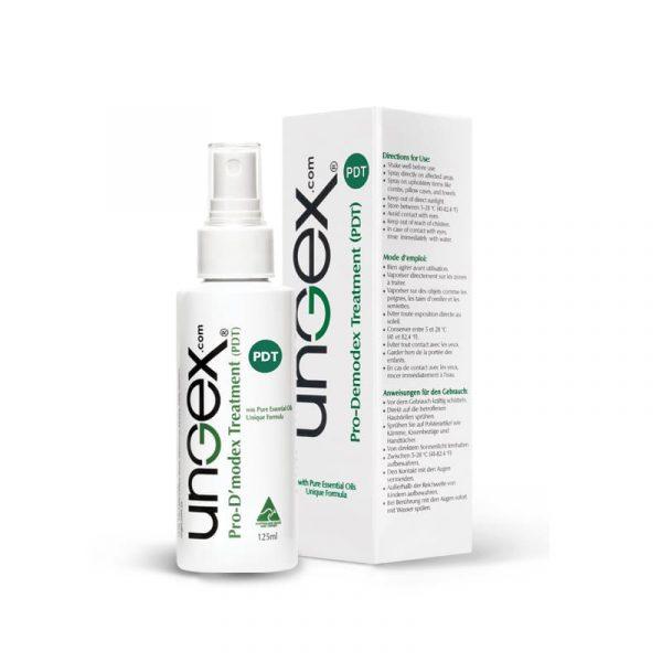Pro Demodex Treatment | Ungex
